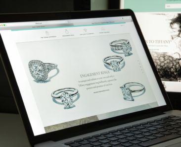Jewelry Product Presentation