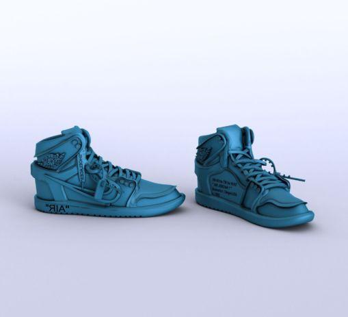 Pendant Sneakers