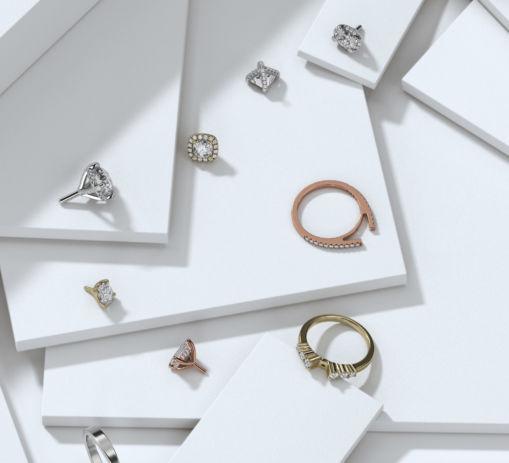 Jewelry Social Media Rendering
