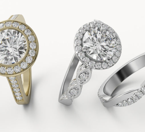 Designs of Diamond Engagement Rings