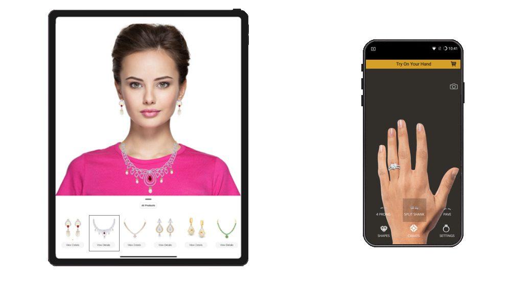 Jewelry AR Marketing