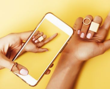 AR Marketing Jewelry